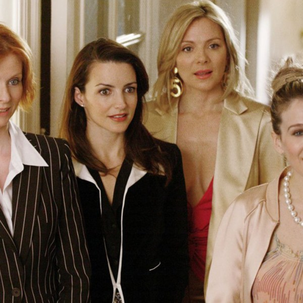 "HBO Max confirma revival de ""Sex in the City"" 23"