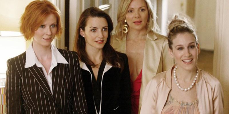"HBO Max confirma revival de ""Sex in the City"" 57"