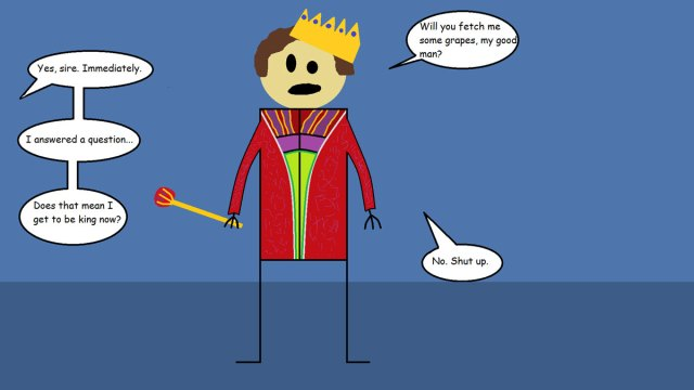 We learn how Oedipus became King