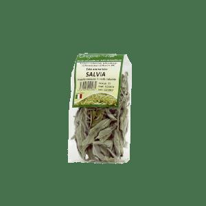 Salvia Aroma Spezie ed Erbe aromatiche di Sicilia bustina di Salvia