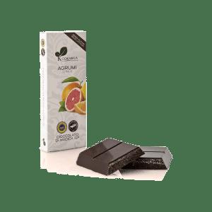 Cioccolato Artigianale di Modica agli Agrumi