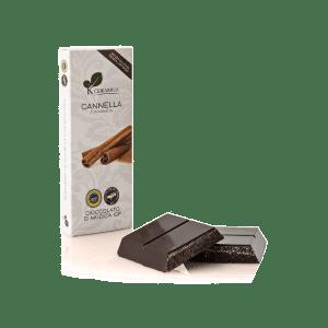 Cioccolato Artigianale di Modica alla Cannella