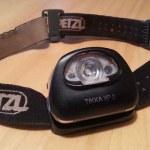 Petzl Tikka XP 2: Stirnlampe Test