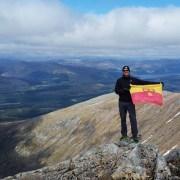 Ben Nevis Bergsteigen Schottland