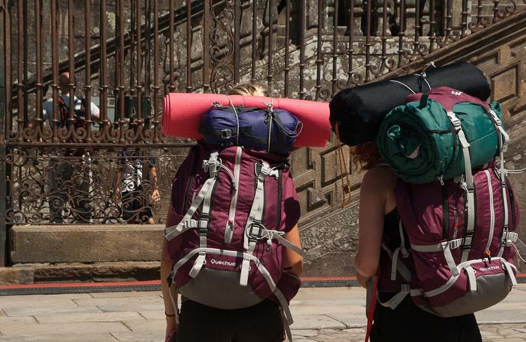 packliste Wandern rennsteig ohne-gepaeck