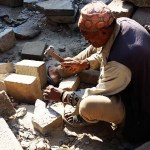 Bhaktapur Kathmandu Patan Erdbeben Nepal