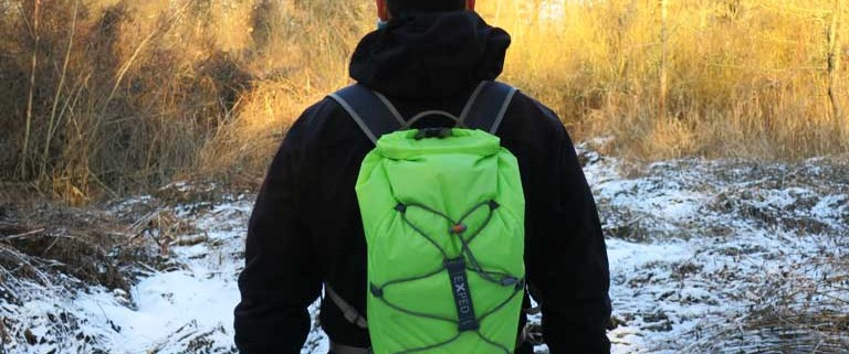 Test Exped Cloudburst 25