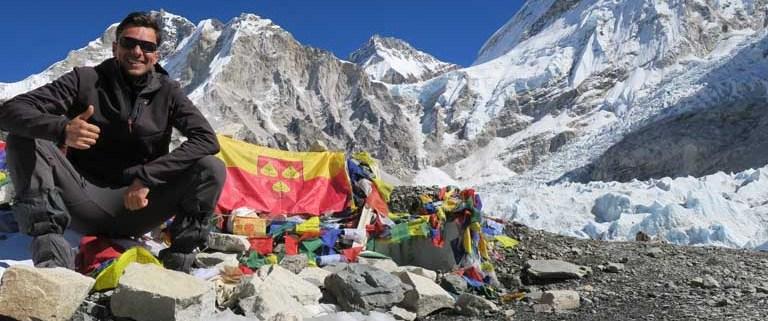 Everest Base Camp 3 Pässe trek