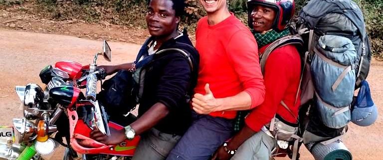 Usambara Berge Tansania Trekking Kilimandscharo