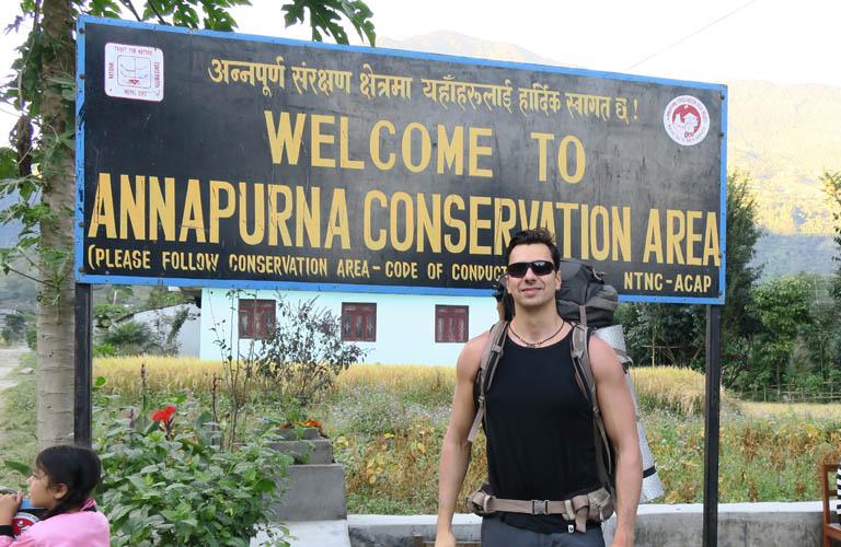Annapurnarunde Nepal Trekking Annapurna