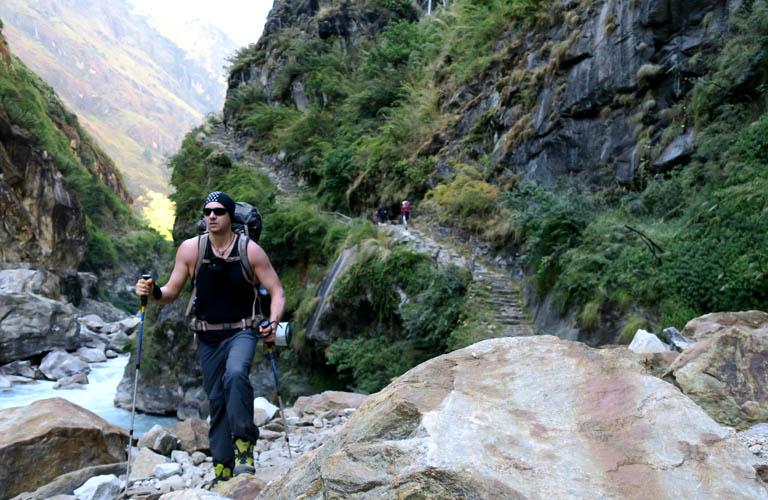 Nepal Annapurna Circuit Annapurnarunde Vorbereitung Tipps