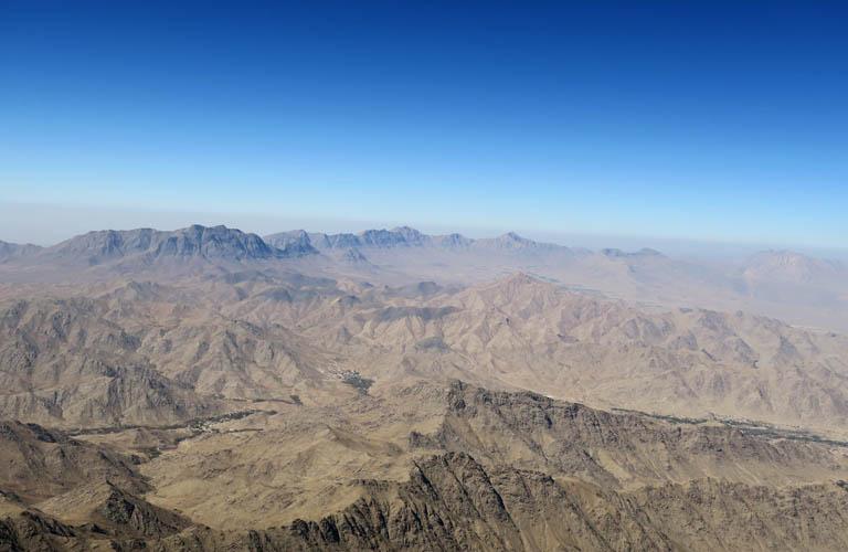 Wandern Shir Kuh Bergsteigen Iran Persien Yazd