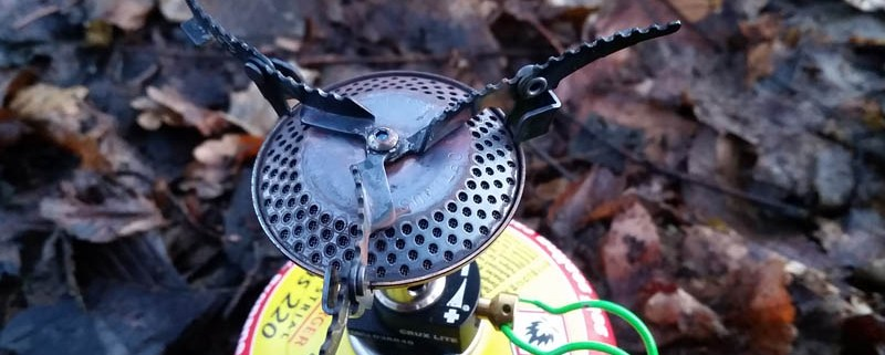 Mini Gaskocher Optimus Crux Lite Gaskocher stove Optimus trekking