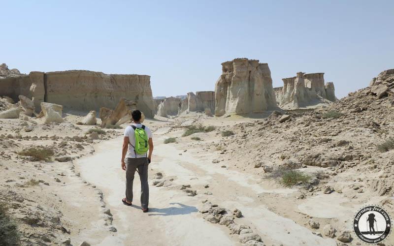 Stars Valley Queshm Island Iran Geopark Qeschm Sehenswürdigkeit