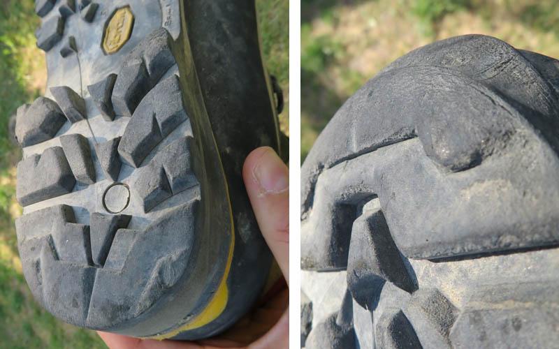 Vibram Sohle La Sportiva Karakorum HC GTX Nepal EVO GTX