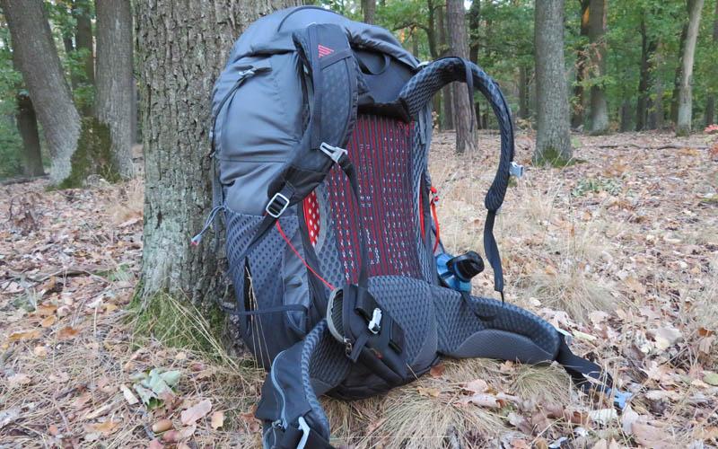 Ultralight Backpack Gregory Optic 58 Rucksack Testbericht Gregory Octal 55