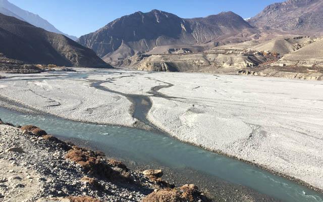 Kali Gandhaki River AnnapurnaRunde