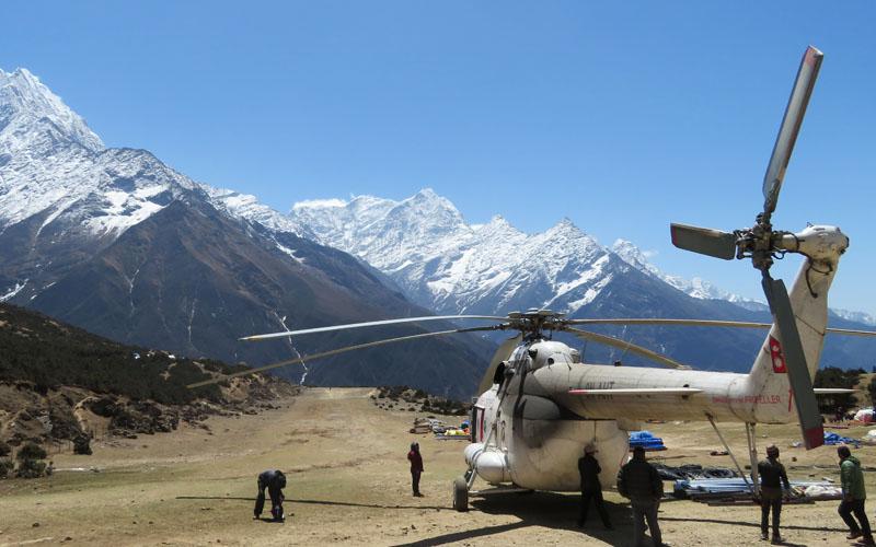 Namche Bazar Trekking Gokyo Valley Nepal