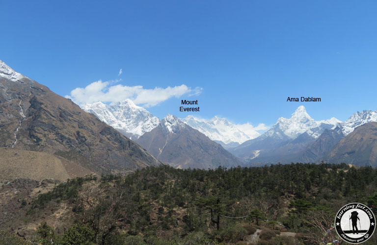 Mount Everest View Point Namche
