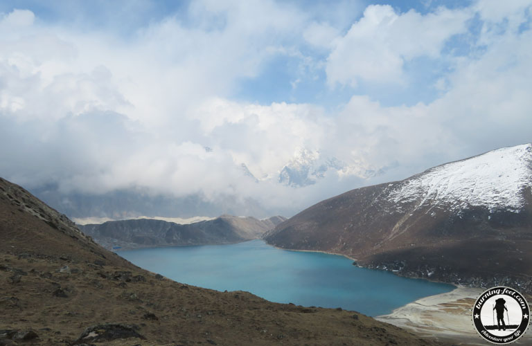 Three passes Trekking Renjo La Pass