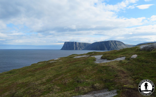northernmost point europe