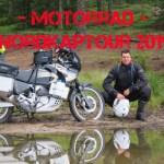 Skandinavien Motorradtour
