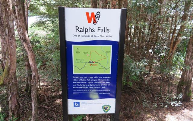 Wandern Tasmanien