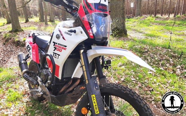 Enduro Kotflügel Yamaha Tenere 700