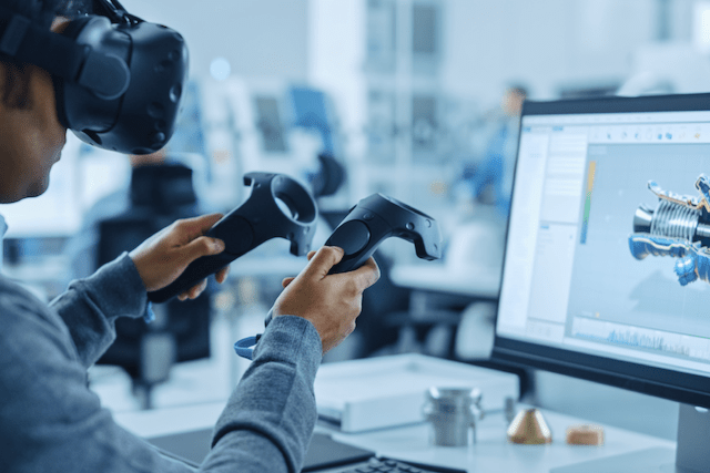 Visualizing the Future: 3D Technology Skills in the Workforce