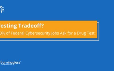Testing Tradeoff? 80% of Federal Cybersecurity Jobs Ask for a Drug Test