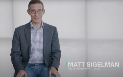 Emsi Burning Glass – a Message from CEO, Matt Sigelman
