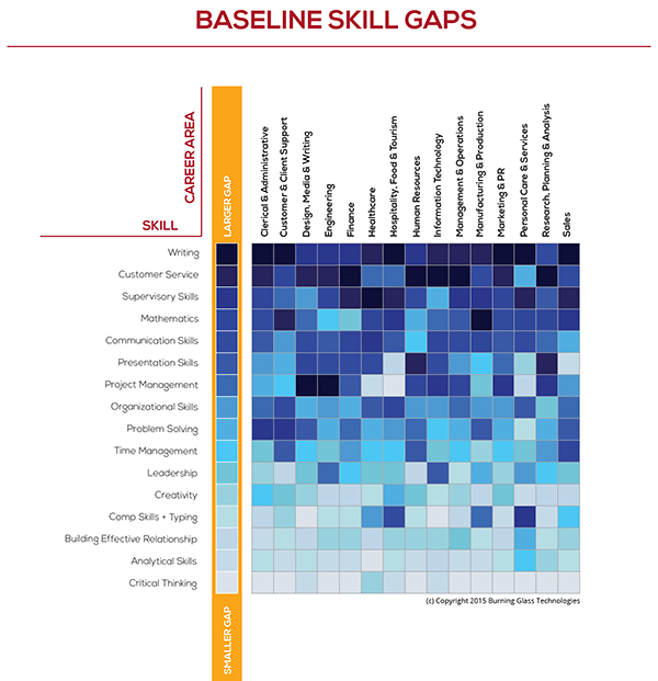Baseline Skills Gap