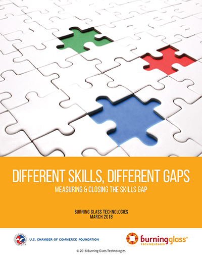 Cover of Crunched by the Numbers: The Digital Skills Gap in the Workforce
