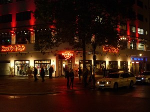 Rockstarmodels Night Im Hard Rock Cafe Berlin Burning Music