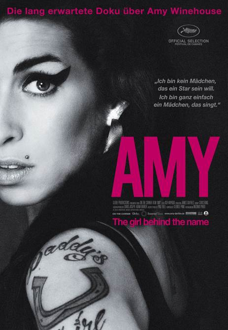 AMY Movie Poster Plakat