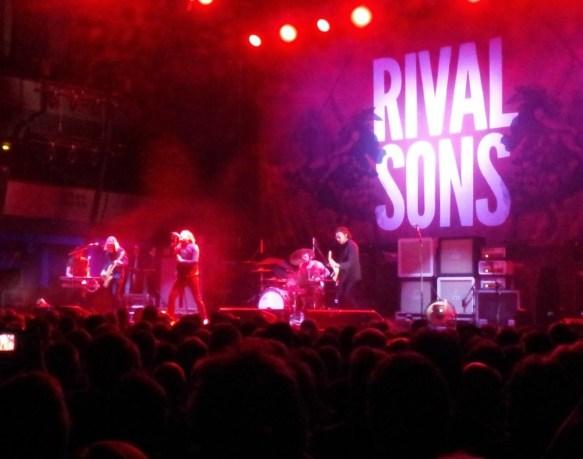 Rival Sons by Ju Tschmaler