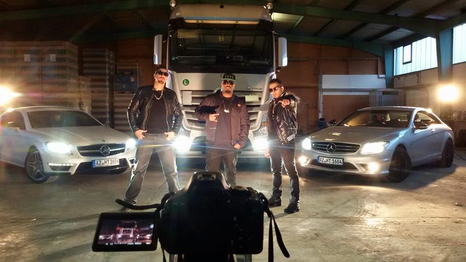 Musikvideo serious tyler woods david petras mourad kill