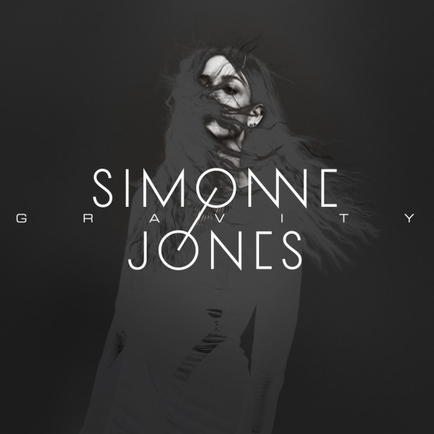 Simonne Jones Gravity EP Album Cover