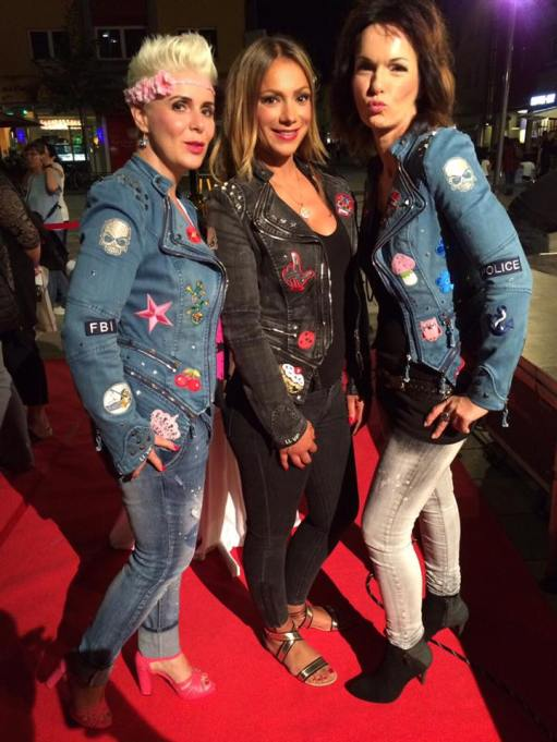Radost Bokel LLVIP Fashion Night Hanau