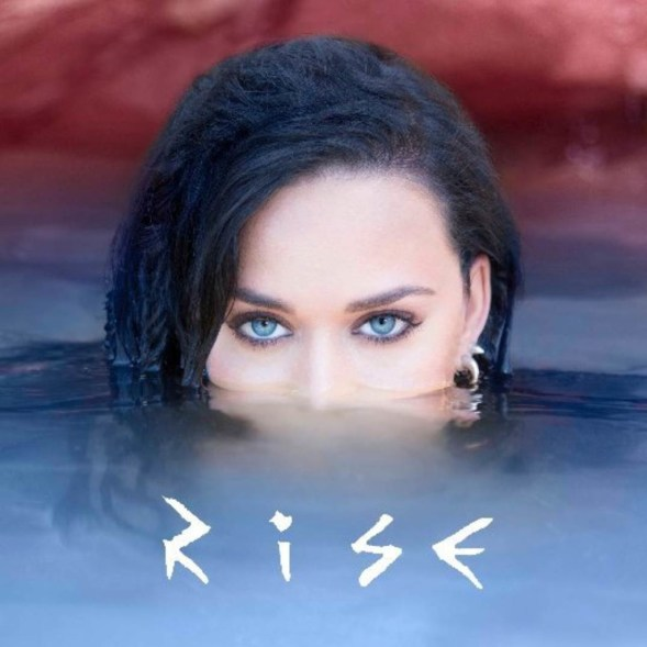 Katy Perry Rise Cover Rio 2016 Olympia