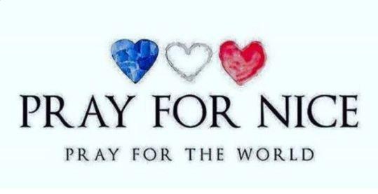 pray for nizza nice terror