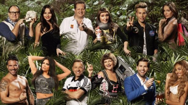 RTL Dschungelcamp 2017 Folge 1