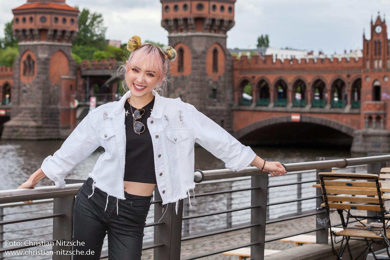 Jannine Weigel 2017 Berlin Webvideopreis Zurück Zu Dir