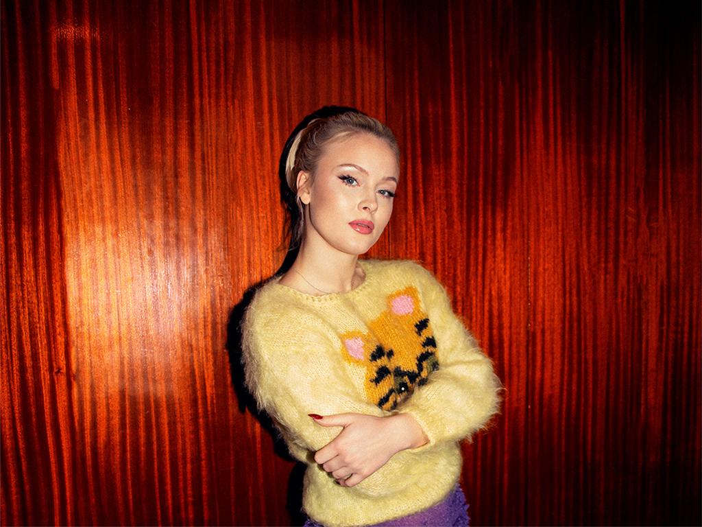 Zara Larsson by SME Michaela Quann