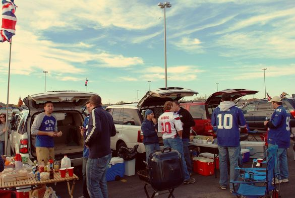 Game-changing tailgating hacks
