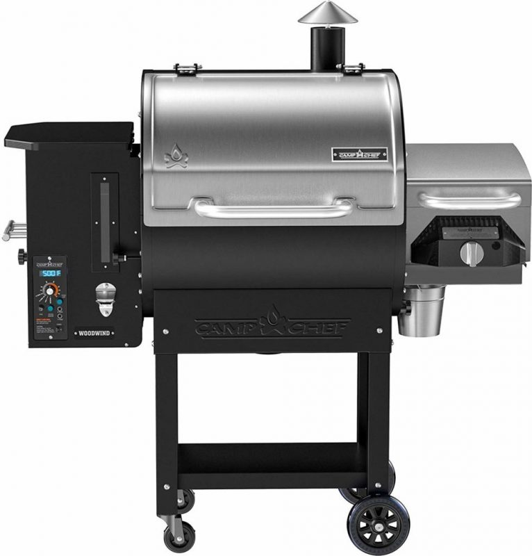 Camp Chef Woodwind SG Pellet Grill with Sear Box
