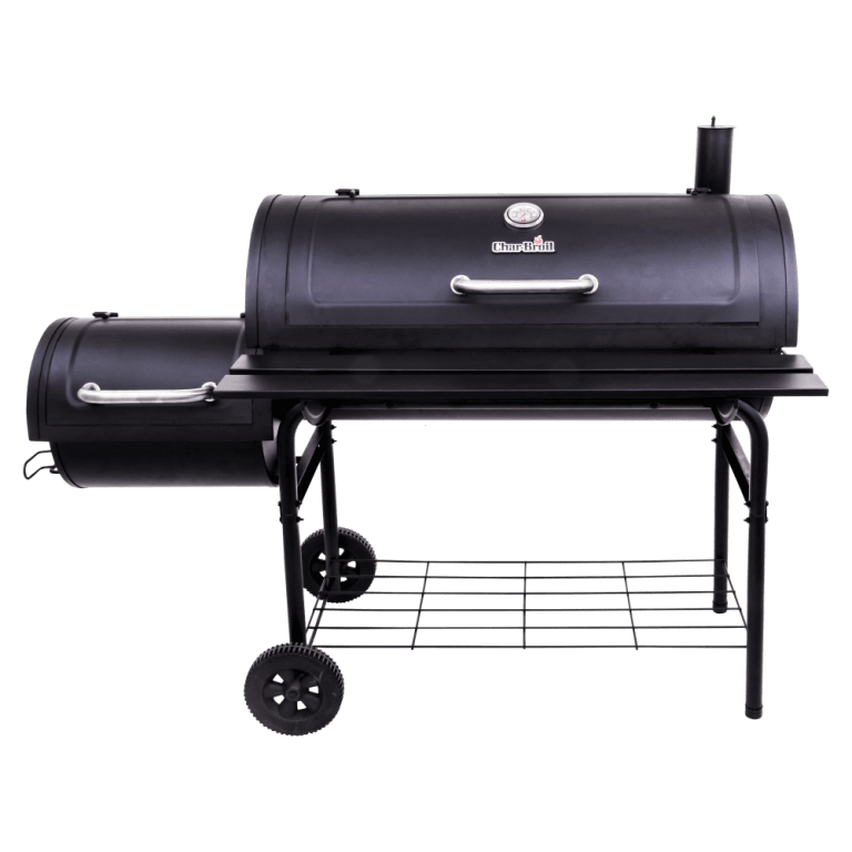 Char-Broil American Gourmet 40 Inch Deluxe Offset Smoker