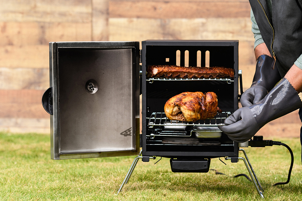 Best Electric Smoker Reviews For 2019 Burning Brisket