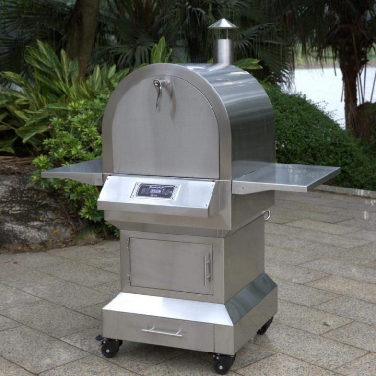 Smoke-N-Hot Grills Outdoor Cooking Center