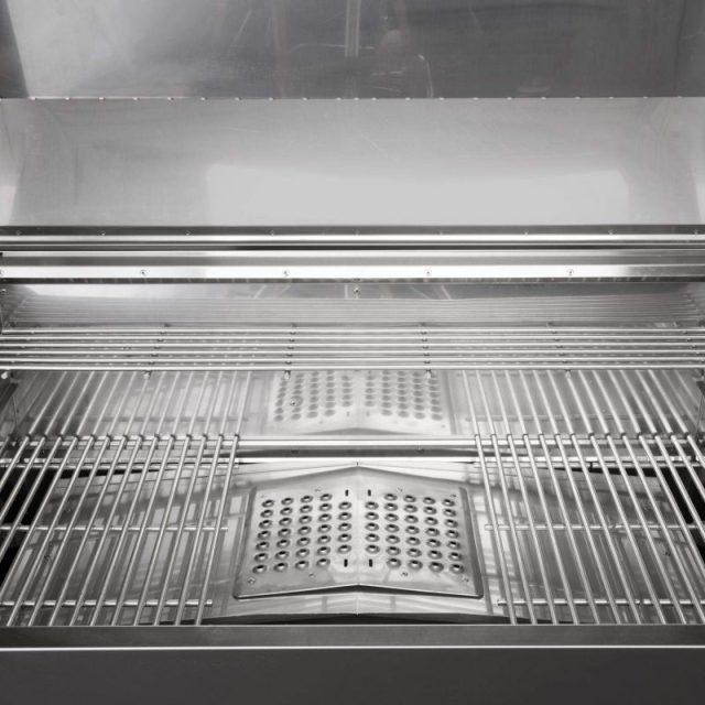 Memphis Grills Elite Wood Fire Pellet Smoker Built-In